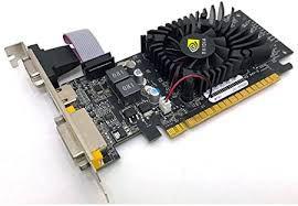 Placa de Video PCi Nvidia Geforce Dex 520mhz - 64Bits - HDMI VGA DVi - GT-210