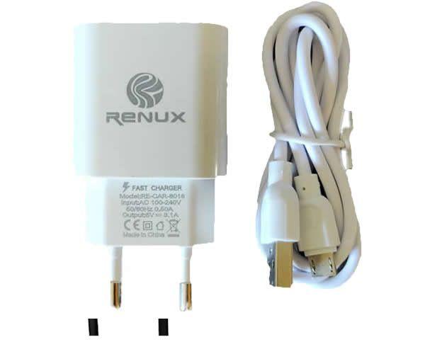 Carregador Fonte de Tomada Rápido c/ Cabo v8 USB
