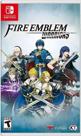 Nintendo Switch - Fire Emblem Warriors