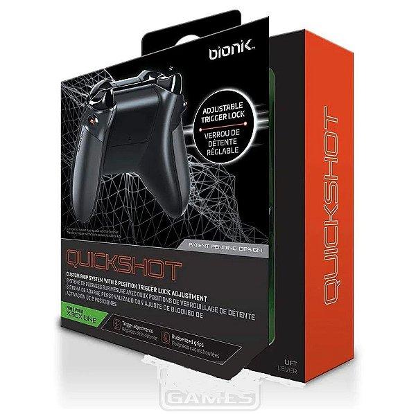 Grips Quickshot Trigger Bionik para Xbox One (BNK-9011)