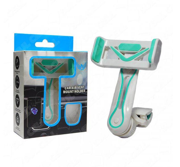 Suporte Veicular p/ Celular e GPS - Duto de Ar (C-011)