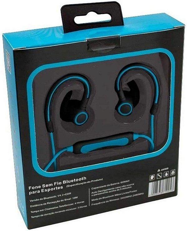 Fone De ouvido Sport Bluetooth - Sumexr (SLY-08)
