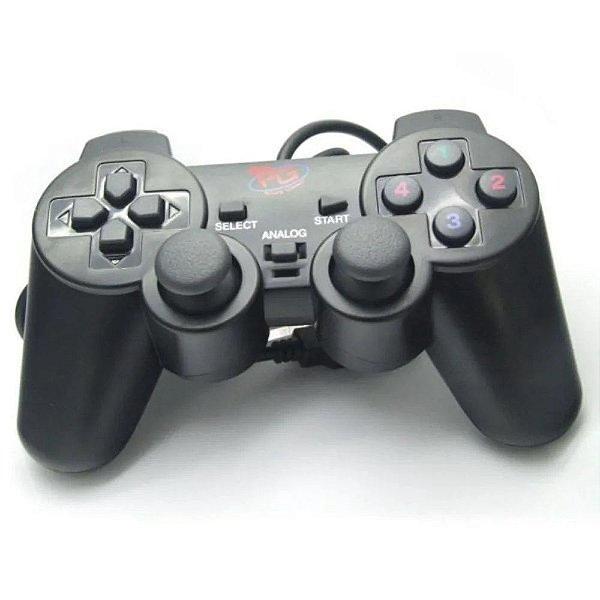 Controle Joystick Analógico USB para PC - PG