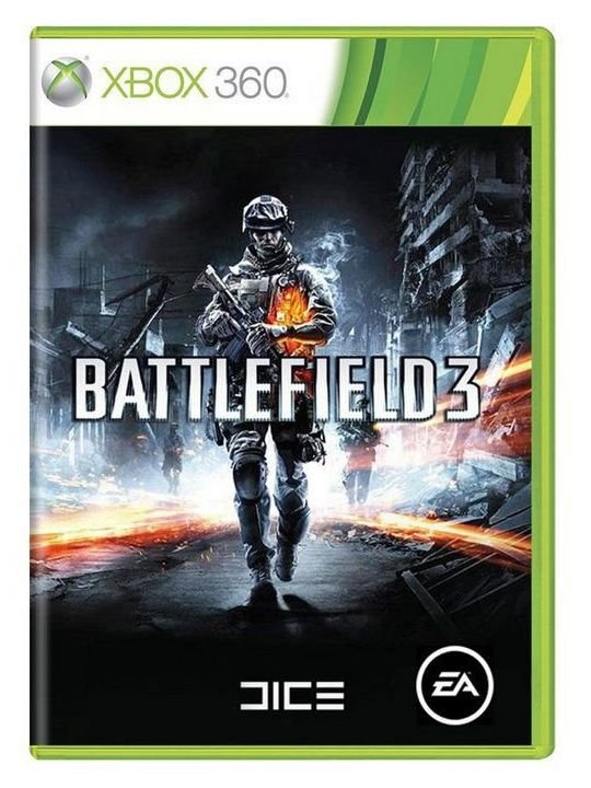 XBOX 360 -  Battlefield 3