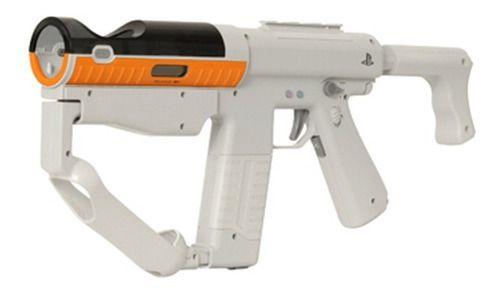 Ps3 - Arma Sharp Shooter Playstation 3 Ps Move - Seminovo