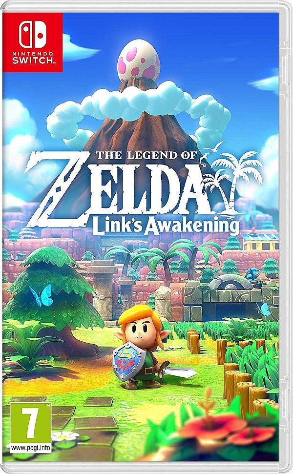 Nintendo Switch - The Legend of Zelda Link's Awakening