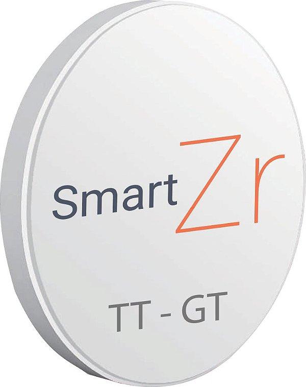 Bloco de Zircônia Smart Zr - TT GT
