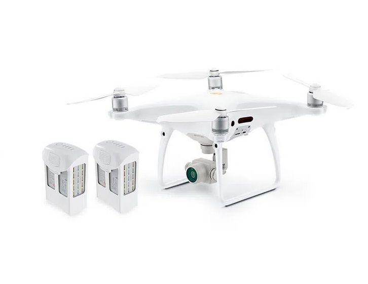 Drone DJI Phantom 4 Pro V2 (BR) Anatel + 2 Baterias extras