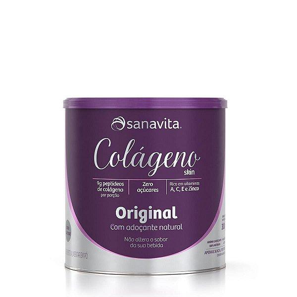 Colágeno Sanavita  300g