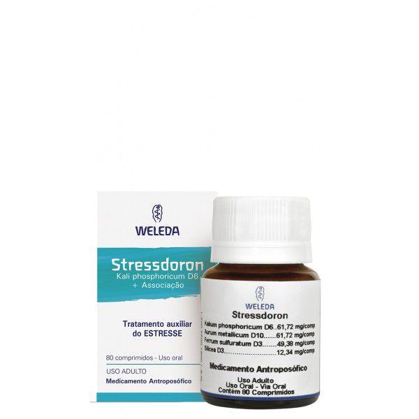 Stressdoron 80 Comprimidos