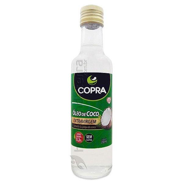 Óleo de Coco Extravirgem 250 ml