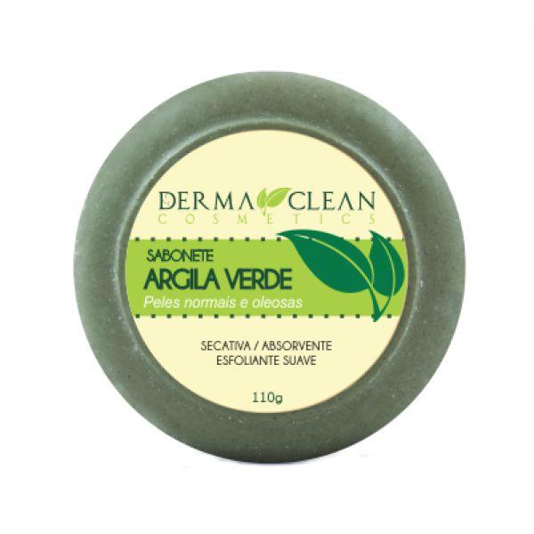 Sabonete Argila Verde 110 Gramas