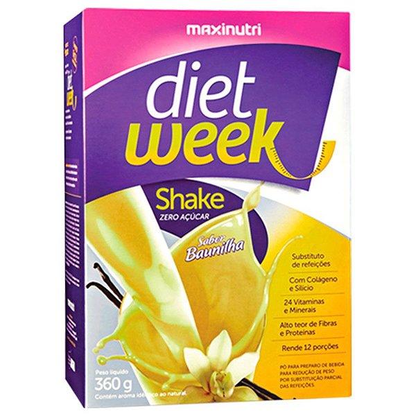 Diet Week Shake 360 Gramas
