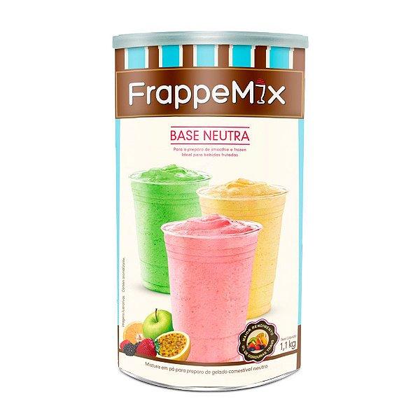 Frappemix Flari Base Neutra com 1,1kg