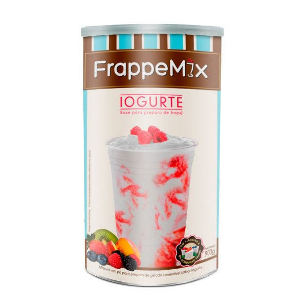 Frappemix Flari Sabor Iogurte com 900g
