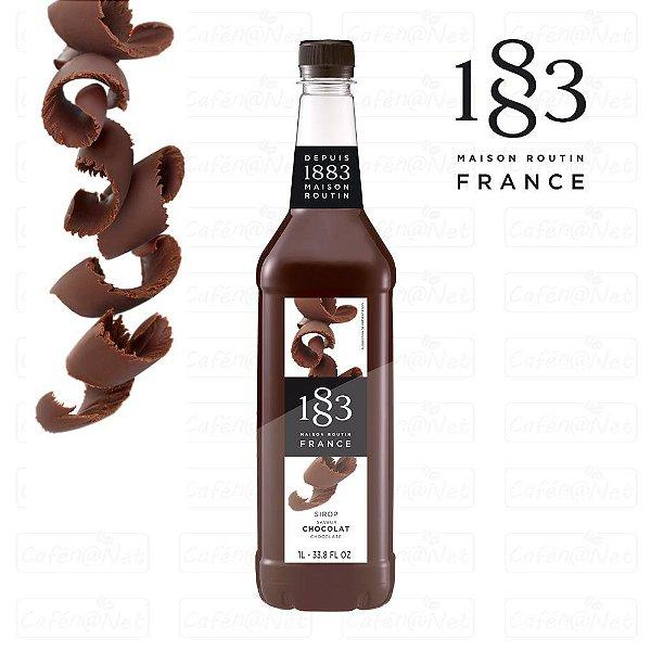 Xarope 1883 Routin de Chocolate 1 Litro | Chocolat
