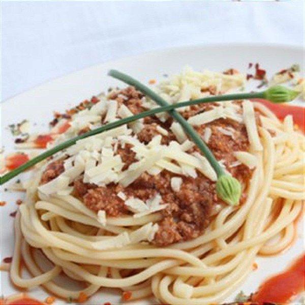 Spaghetti a bolonhesa
