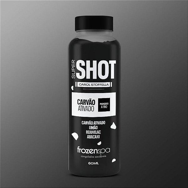 SUPER SHOT BY CAROL STOFFELLA | CARVÃO ATIVADO