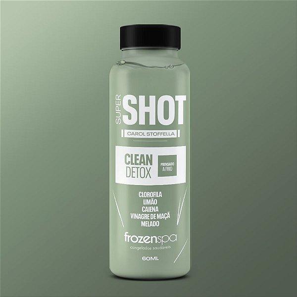 SUPER SHOT BY CAROL STOFFELLA | CLEAN DETOX