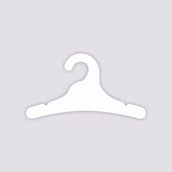 Cabide Juvenil / Capa Branca / CS102