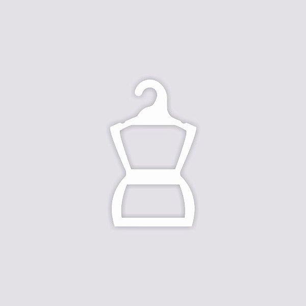Cabide Silhueta Bebê / Capa Branca / CS106