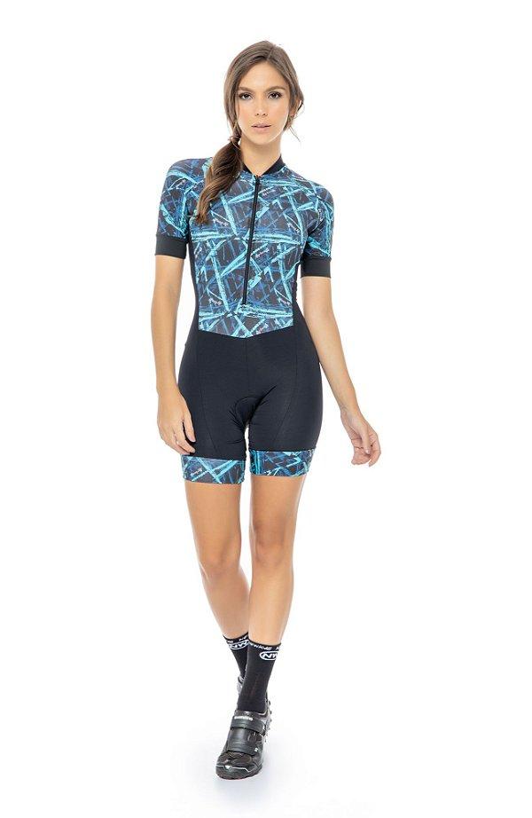 Macaquinho Ciclismo Strong Life - Livia S229-102