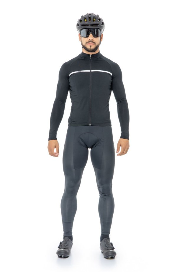 Jaqueta / Casaco térmico Ciclismo Apeluciado - S234-M