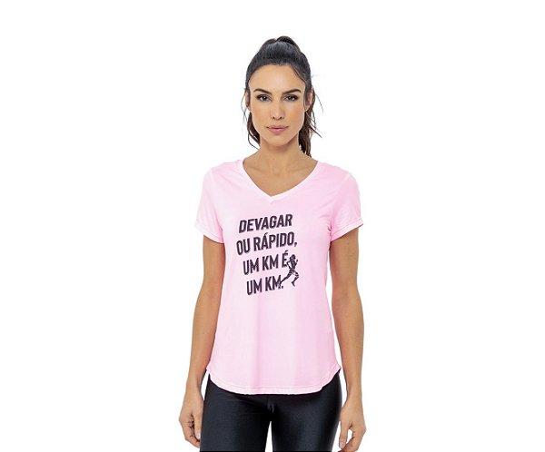 Camiseta de Corrida Runner - Dry Physical Fitness