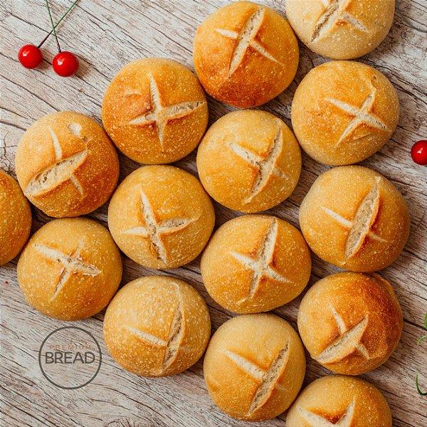 Pão Italiano Bolinha (10 un)