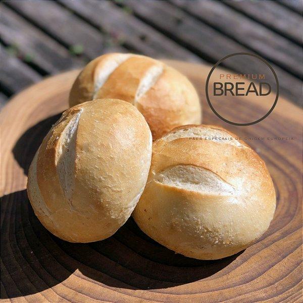 Pão de Hambúrguer Rústico (10 uni)