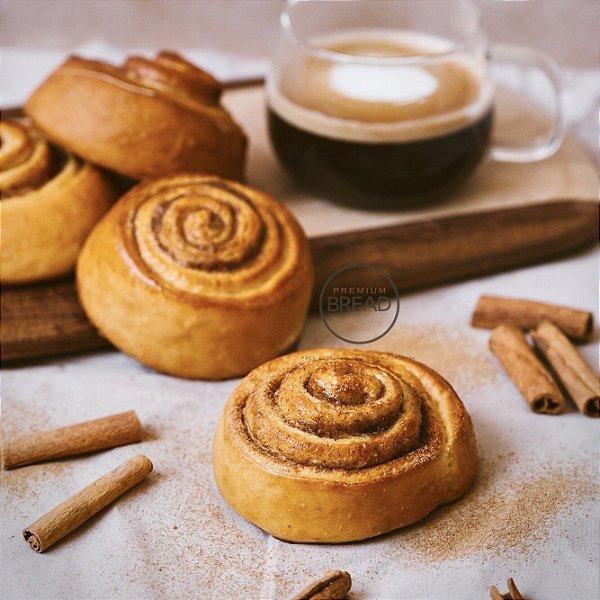 Cinnamon Roll (4 un)