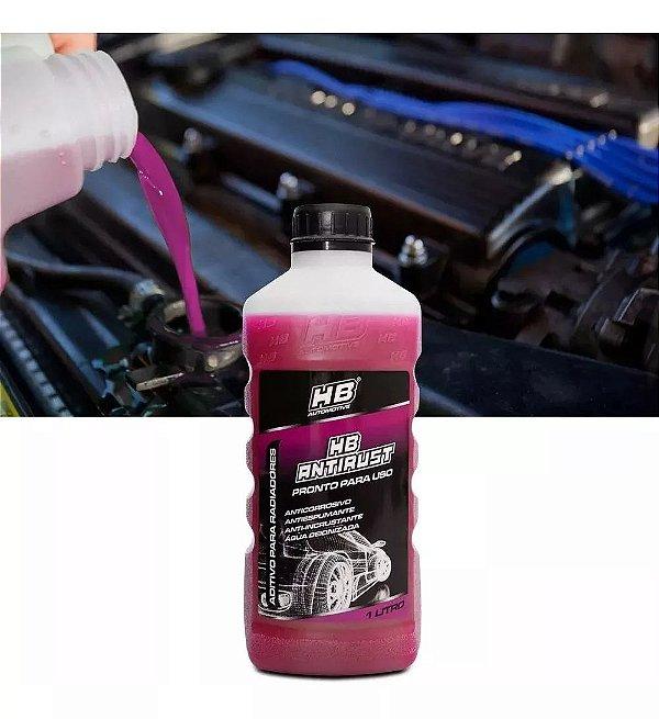 Aditivo HB concentrado pronto para uso Rosa 1Litro