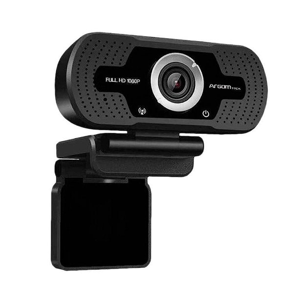 Webcam, FULL HD, 1080p