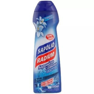 SAPÓLIO CREMOSO RÁDIUM ORIGINAL 300 ML