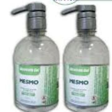 ALCOOL GEL ANTIS. PUSH & PULL MESMO 500 ML