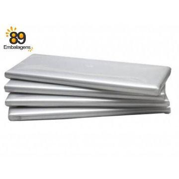 SACO PE P/ GELO 60v80x0,20 C/ 32 UND 3 KG