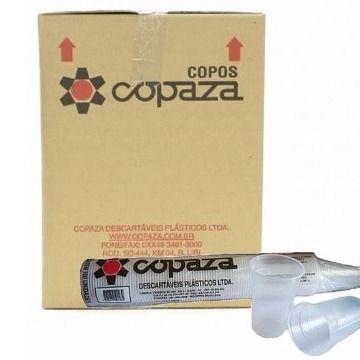 COPO 300 ML COPAZA TRANSPARENTE (20x100)