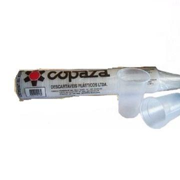 COPO 330 ML COPAZA TRASNPARENTE (PCT 100)