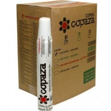 COPO 400 ML COPAZA TRANSPARENTE (20x50)