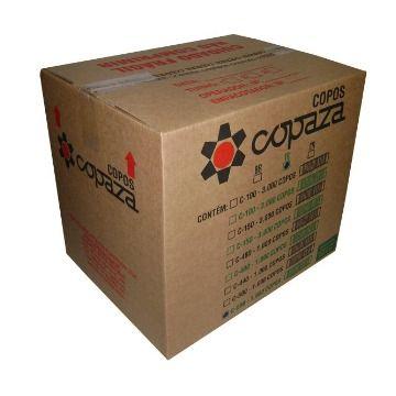 COPO 500 ML COPAZA TRANSPARENTE (20x50)