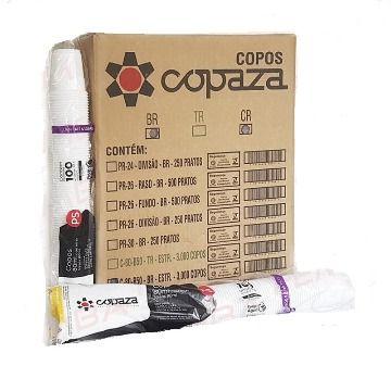 COPO 80 ML COPAZA BRANCO (30x100)