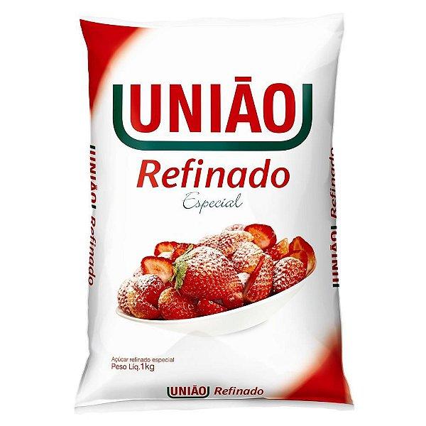 AÇÚCAR UNIÃO REFINADO 10 X 1KG