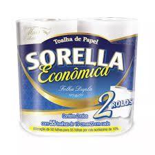 TOALHA COZINHA FOLHA DUPLA SORELLA (PCT C/2)