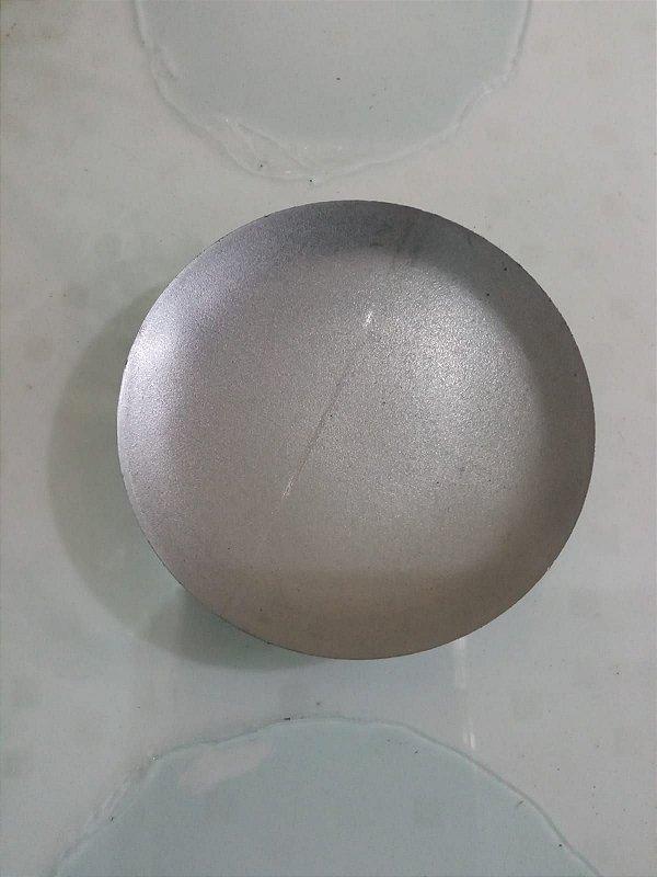 60 Peças Suporte de Vela p/ Castiçal em Chapa 7,3mm