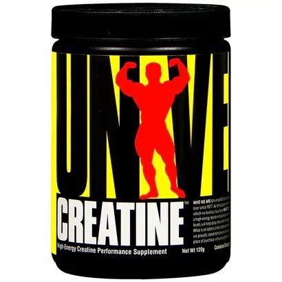 CREATINA POWDER 200G - UNIVERSAL NUTRITION