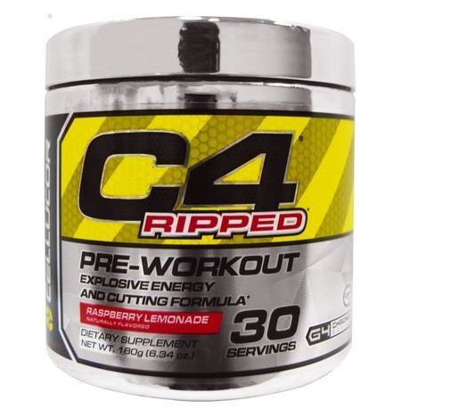 C4 RIPPED (30 DOSES) - CELLUCOR