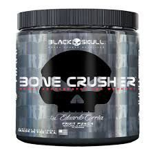 BONE CRUSHER 150G (30 DOSES) - BLACK SKULL MELANCIA