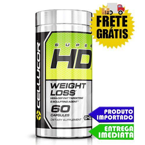 Super HD Cellucor - 60 cápsulas (Importado)