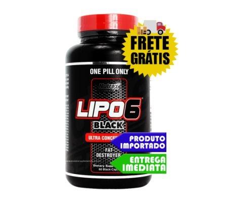 LIPO 6 BLACK ULTRA CONCENTRADO (IMPORTADO) NUTREX