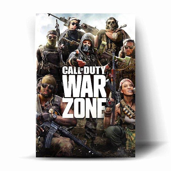 Call Of Duty War Zone
